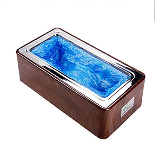 Shoe cover machine Zapatero automático para Calzado, máquina de película Inteligente para el hogar, Caja de Zapatos desechable, máquina de pie para Interiores, plástico, Azul, B