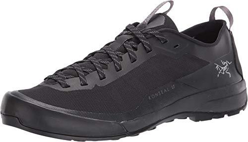 Arc'teryx Konseal LT Shoe Women's | Lightweight Approach Shoe | Black/Black, 9.5