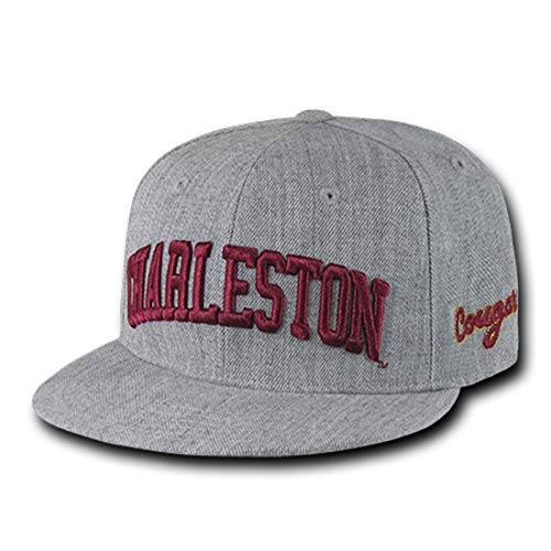 NCAA Game Day Fitted Cap College Caps - Univ of Charleston, 7 5/8