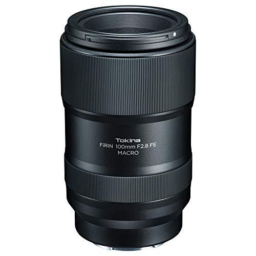 Tokina FiRIN 100mm f/2.8 FE Tele Prime Macro Lens for Sony E Mount Cameras