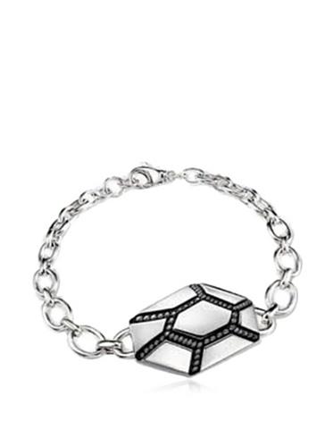 Joop! Damen-Armband mit Anhänger Schmuckschnalle 925 Sterling Silber JPBR90203B195