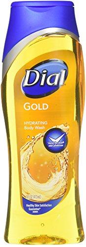 Dial Hydrating Body Wash Gold, 16 fl oz (3 Pack)