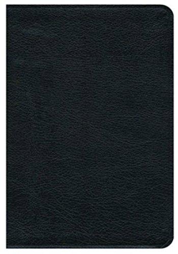 New Revised Standard Version Premium Gift Bible: Black Bonded Leather