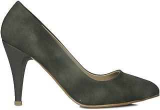 Loggalin 580115 633 Kadın Yeşil Stiletto 43