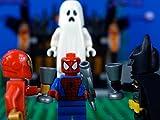 Halloween Special: Super Heroes vs Ghost