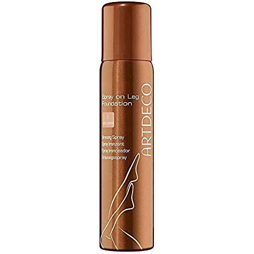 ARTDECO Spray On Leg Foundation, Bronze Spray, Nr. 1, soft caramel