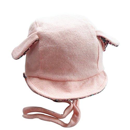 Thenice - Chapeau - Bébé (fille) - rose - taille unique