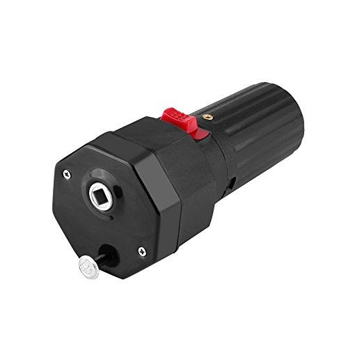 Motor de barbacoa, CC 1,5 V, funciona con pilas, motor de barbacoa, motor de batería, accesorio de asado, silencioso.