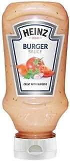 Heinz Burger Sauce 4X220Ml