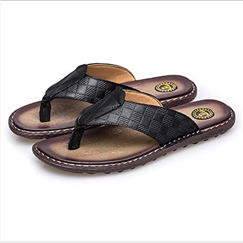 Fashion Thong Flip Flops Sandalias ultra ortopédicas para hombre con soporte de arco Pies planos Zapatillas cómodas Zapatillas de playa de verano para interiores y exteriores A prueba de golpes