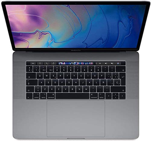 Apple MacBook Pro 15' (Touch/2018) - Core i9 2.9GHz, 32GB RAM, 1TB SSD - Space Grey