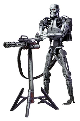 ROBOCOP Vs TERMINATOR 51902 Bluetooth Series 1 Endoskelett Heavy Gunner Figur