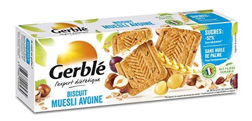 Gerblé Biscuits Muesli Avoine 290 g