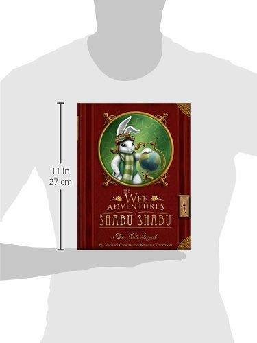 The Wee Adventures of Shabu Shabu - Book 1 - The Jade Legend: Volume 1