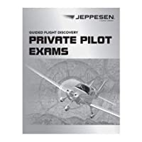 Jeppesen Guided Flight Discovery Private Pilot Exams 0884876624 Book Cover
