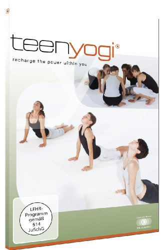 TeenYogi - [DVD]
