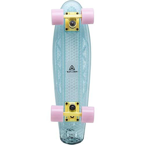 Firefly Skateboard-262234 Skateboard, Blau, One Size