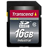 Transcend 業務用/産業用 組込向け SDHCカード 16GB Class10 MLC NAND採用 高耐久 3年保証 TS16GSDHC10I