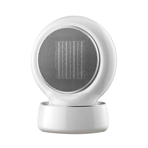 LIANYANG Heizlüfter, kleine Solarheizung energiesparende Geschwindigkeit heißen Haushalt DREI-Gang-Keramik (Farbe: Weiß, Größe: 23,5 * 18,5 * 30 cm)