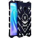 BINGRAN Vivo Nex 3 Case, [Vulcan Series] Hollow Design Full