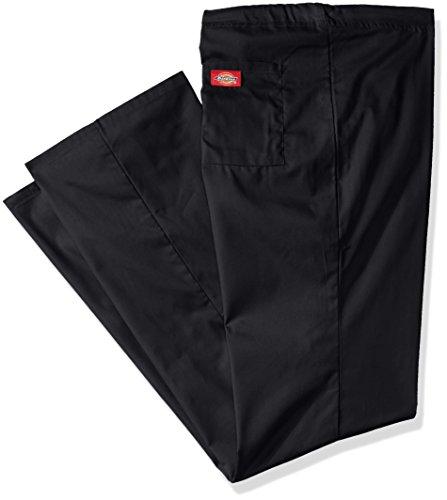Dickies Men's Big-Tall EDS Signature Unisex Drawstring Scrub Pant, Black, XX-Large/Tall