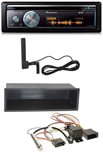 caraudio24 Pioneer DEH-X8700DAB Bluetooth DAB MP3 USB CD Autoradio für VW Polo T4 Passat Golf (98-04)