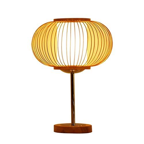 Lámpara de Mesa Dormitorio de noche lámpara de mesa moderna de estilo chino sala de mesa lámpara de mesa de café de la lámpara Estudio cabecera de la habitación de la lámpara Lámparas de Escritorio
