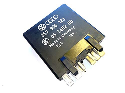 Abssrsautomotive Powertrain Control Module Relay For GOLF 1995-1999 357906123