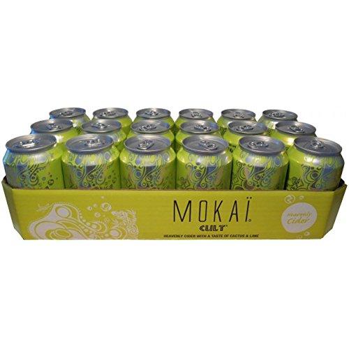 Cult Cider Mokai Kaktus & Limette 4,5% 18X0,33l Tray