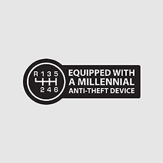 millennial anti theft