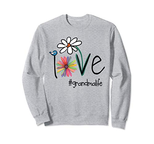 Best Grandma Sweatshirt