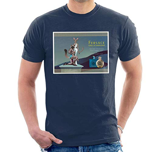 Cloud City 7 Fersace Perfume Advert Parody Men's T-shirt