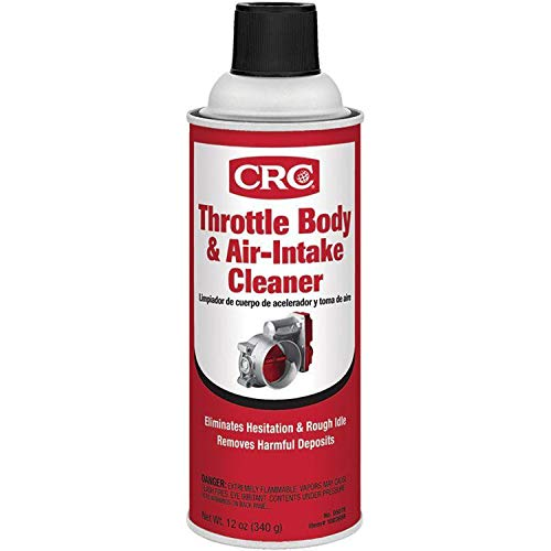 Crc 05078 Throttle Body And Air-Intake...