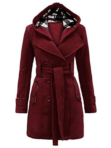 Juniors' Wool Jackets & Coats