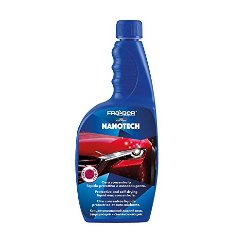 cera concentrata liquida protettiva e autoasciugante NANOTECH 1000ML 1PZ FRA-BER