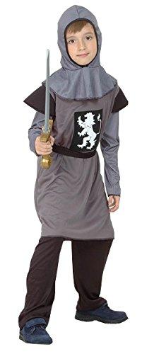 Generique - Disfraz de Caballero Medieval para Niño 10-12 Años (140/152)