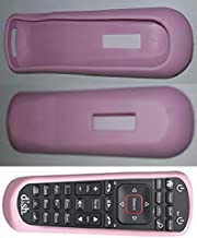 DISH Network Rubber Remote Skin Cover (PINK) Fits 52.0/54.0