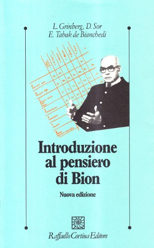 Introduzione al pensiero di Bion
