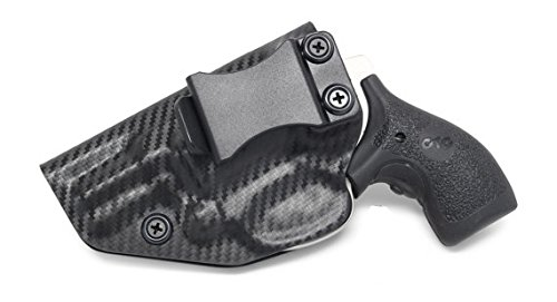 Taurus M85 IWB Holster- Carbon Fiber Black (Left)