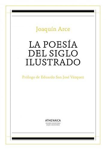 La poesía del siglo ilustrado (Literatura española. Siglos XVIII y XIX)