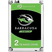 Seagate ST2000DM008Internal Hard Drive–2TB–silver