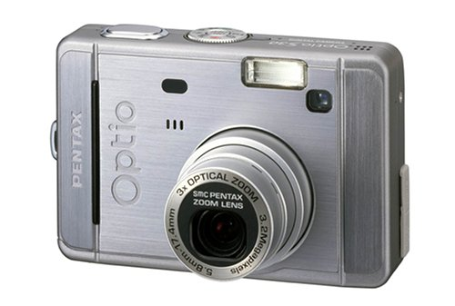 Pentax Optio S30 - Cámara Digital Compacta 3.3 MP (1.6 Pulgadas LCD, 3X Zoom Óptico)