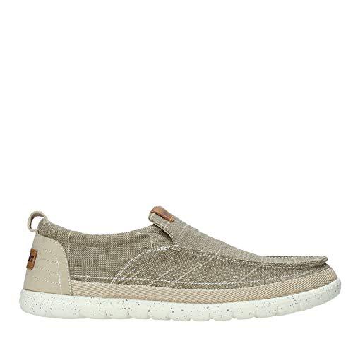 Wrangler WM11142A Sand Sable Tissu Chaussures sans Lacets - - Sable, 42 EU EU