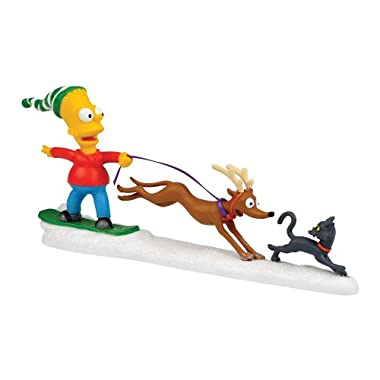 Department 56 The Simpson's Village Ay Caramba Accessory Figurine, 1.38 inch