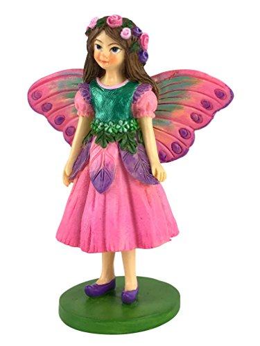 Sofía Figurita de Hada en Miniatura para Jardín de Hadas / Jardín en Miniatura