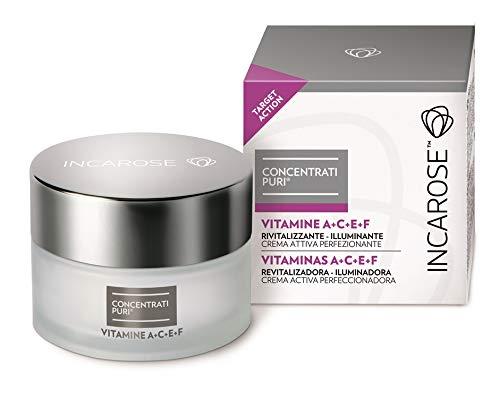Concentrati Puri Vitamine A+C+E+F - Crema 50 ml