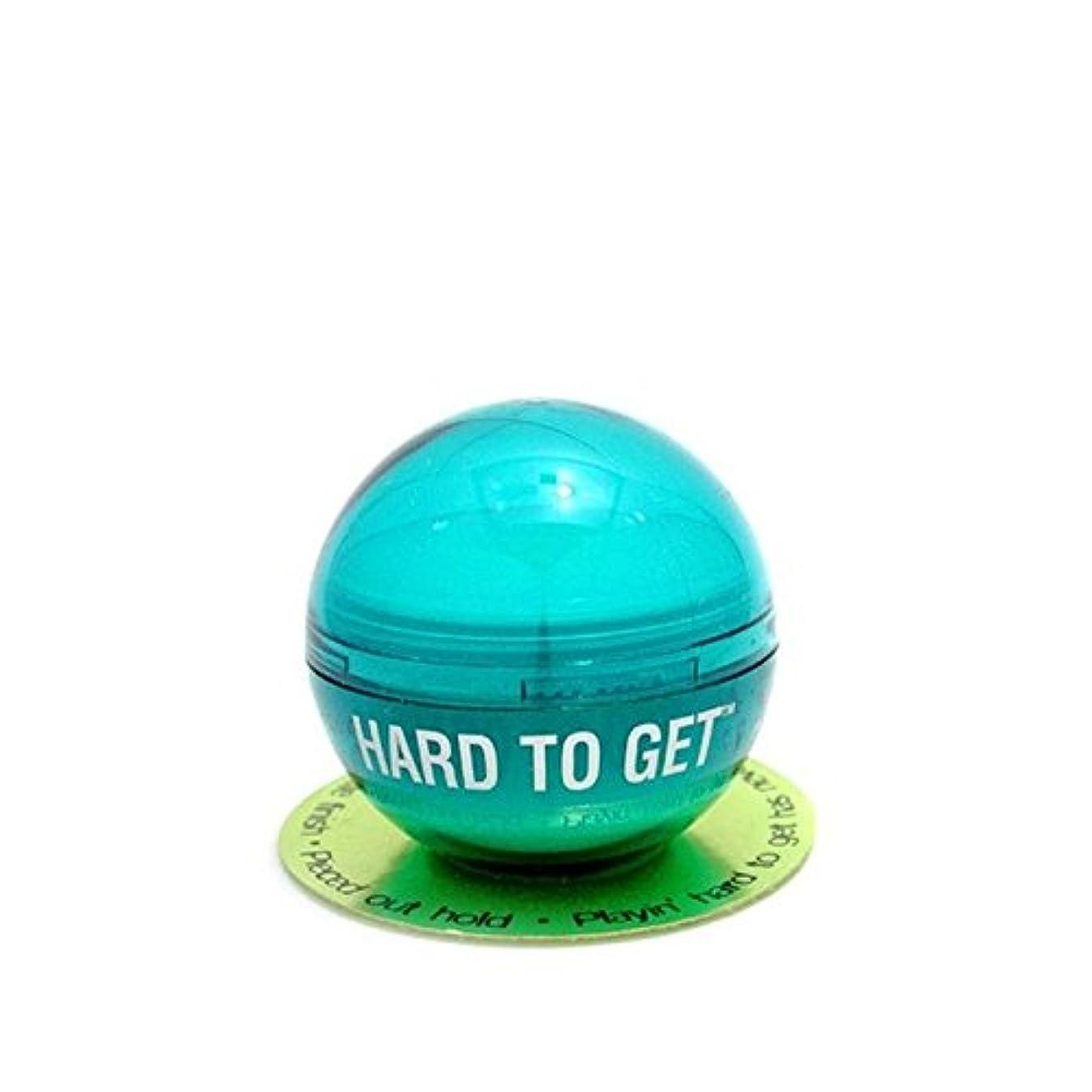 湿地週末保険テクスチャーペーストを取得するのは難しいティジーベッドヘッド(42グラム) x2 - Tigi Bed Head Hard To Get Texturising Paste (42G) (Pack of 2) [並行輸入品]