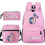 TIKTOK - Mochila y bolsas de viaje para niños y niñas Poudreb 11*6*16(in)
