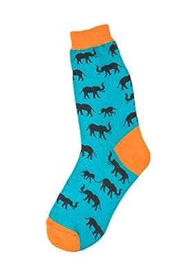 Foot Traffic, Women's Animal-Themed Socks, FitsWomen's Shoe Sizes 4-10