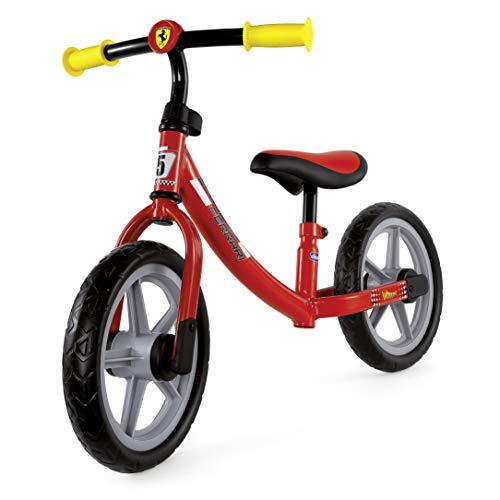Chicco Bicicleta Ferrari, Bebés Unisex, Multicolor, Mediano